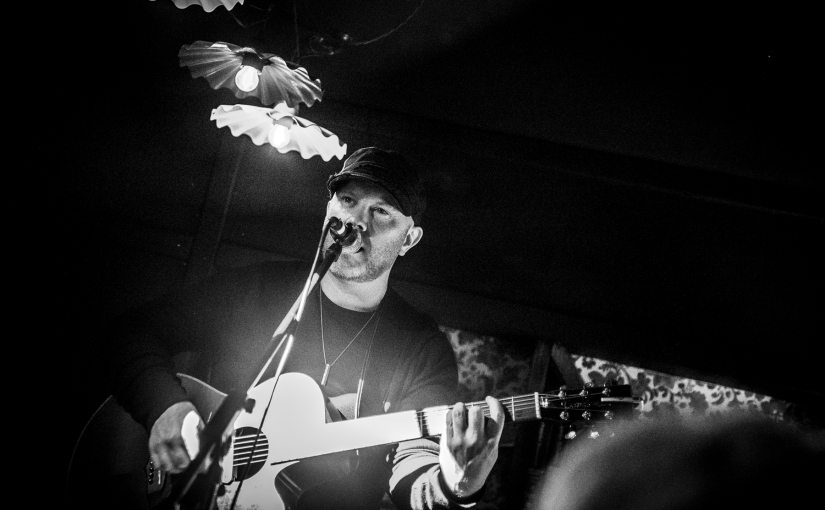 Ryan Sheridan smashes it at the Kilkenny Roots Festival, Bank Holiday weekend.